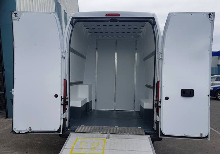 van refrigerator, van refrigeration, van conversion refrigerator, auto body, refrigerated systems, cool, temperature